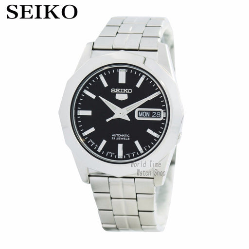 Seiko 5 Automatic 21 Jewels Grey Dial Watch