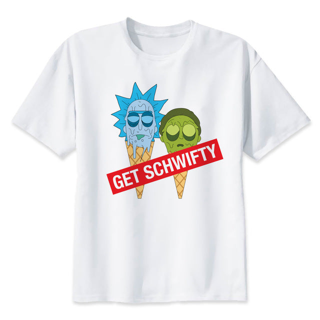 New Arrival Rick And Morty T Shirt