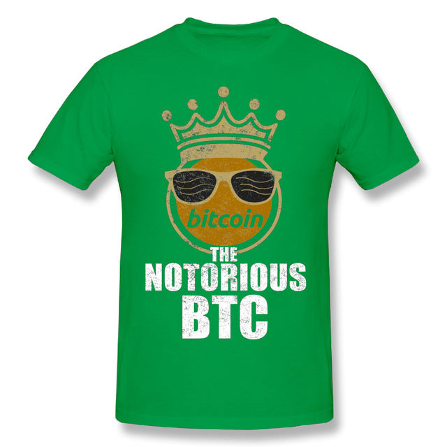 The Notorious BTC T-Shirts