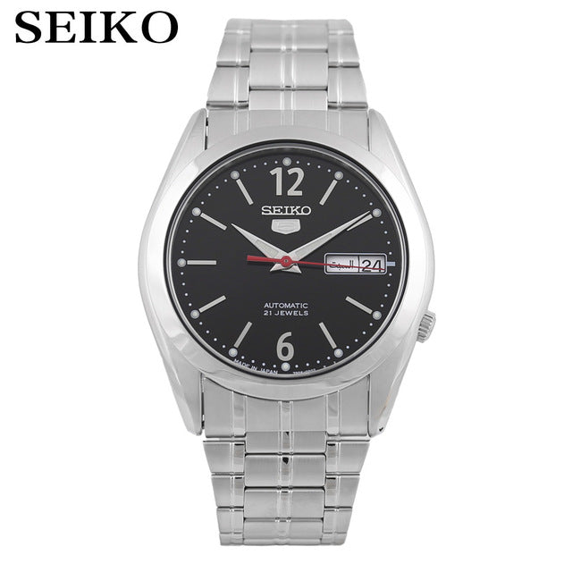 SEIKO Watch No. 5 Automatic Simple business casual automatic mechanical watch