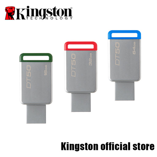 Kingston Digital DT50 USB 3.0 USB Flash Drive 16-32-64-128GB Pendrive
