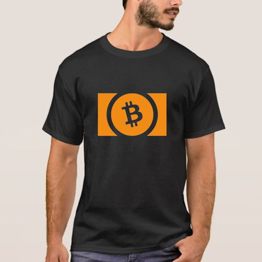 Bitcoin Cash (BCH) Cryptocurrency t-shirt
