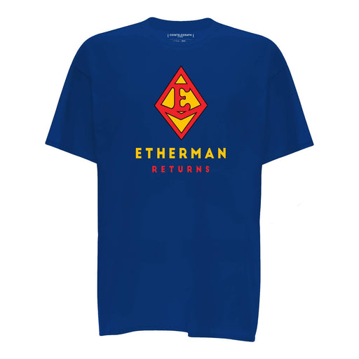 Unisex Etherman T-Shirt