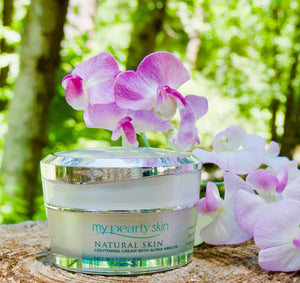 Natural Skin Lightening Cream With Alpha Arbutin