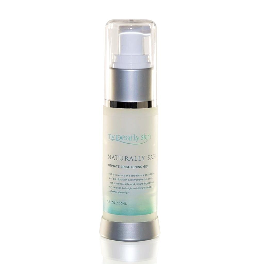 Naturally Safe Intimate Brightening Gel