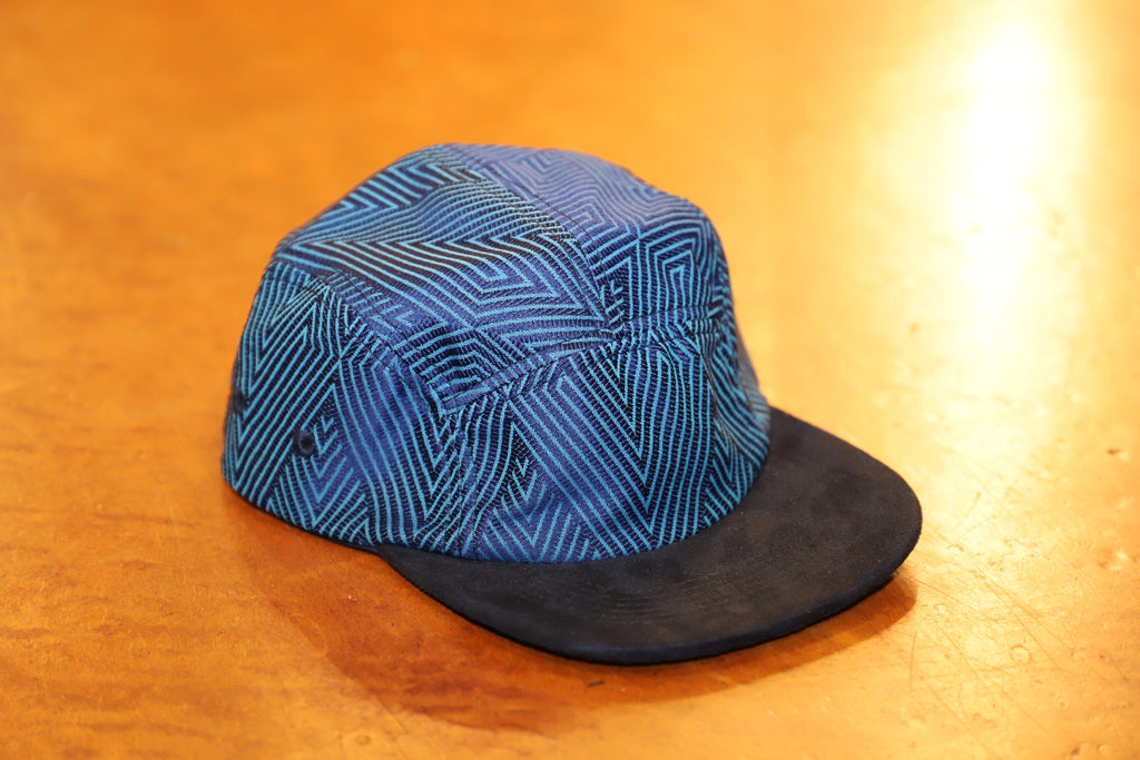 Blue Diamond Hat