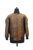 Bronze Bomber Jacket