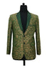 Forest Green Blazer