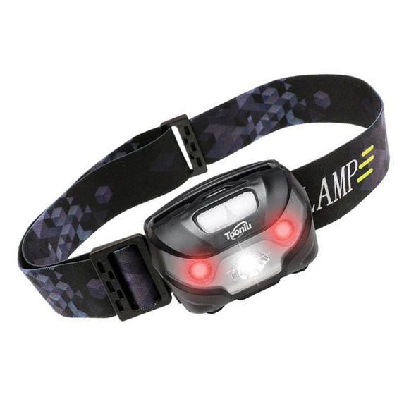 Headlamp LED - Rechargeable