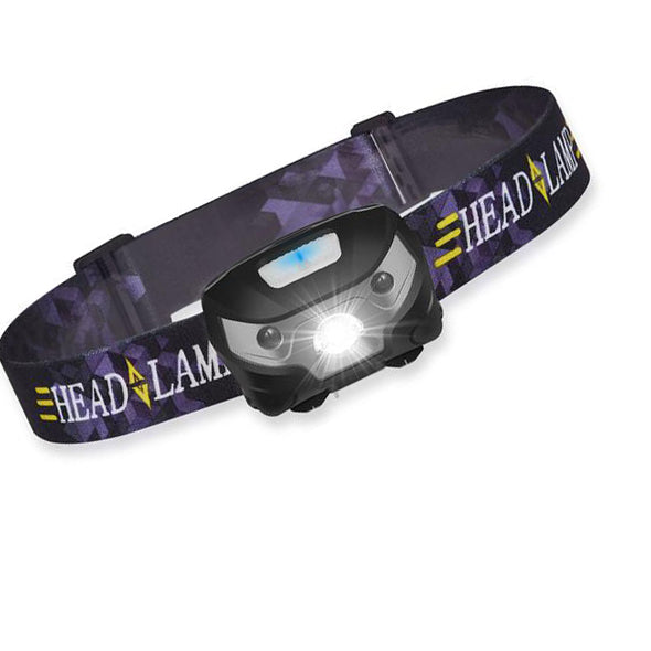 LED Head Lamp - Rechargeable