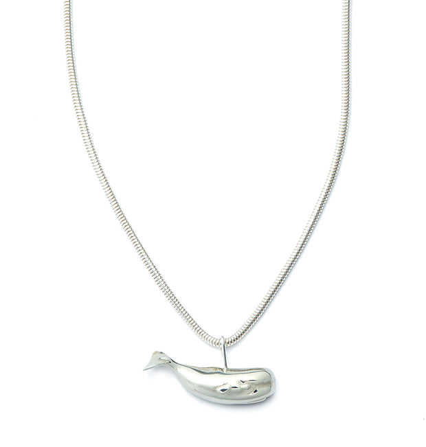 The Nantucket Whale Collection Sterling Silver Charms