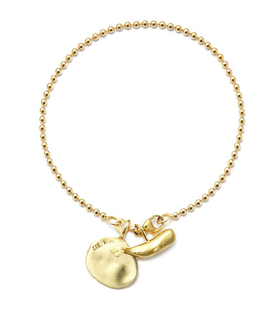 The Pallina Chain - 18kt Yellow Gold