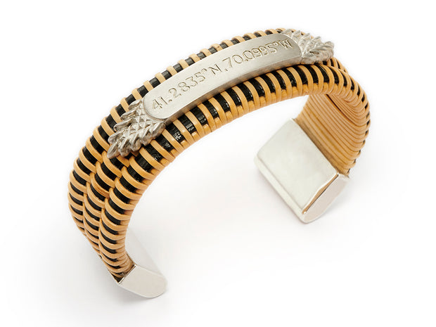 Nantucket Basket Quarterboard Bracelet™