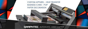Graphtec Automatic Sheet Cutter