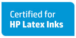 Certified for HP Latex