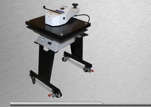 Geo Knight DK25SP Air-Operated Swing-Away Heat Press