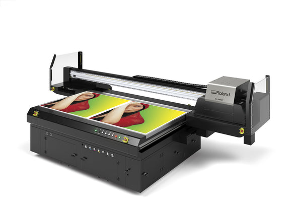 Roland IU-1000F UV-LED High-Productivity Flatbed Printer