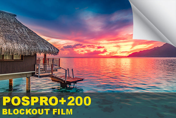 Magic PosPro 200 Blockout Film