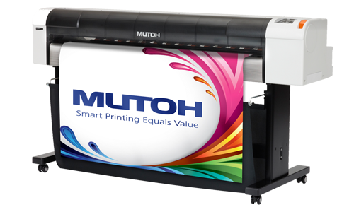 Muton RJ-900X Dye Sublimation Printer