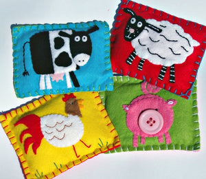 Animal Bean Bags, Sports Rice Bags, Kids Traditional Toys