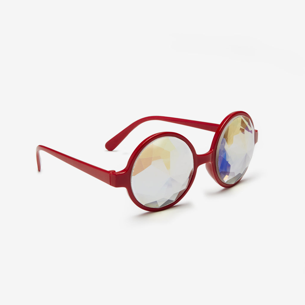 Future Eyes x The Standard Kaleidoscope Glasses
