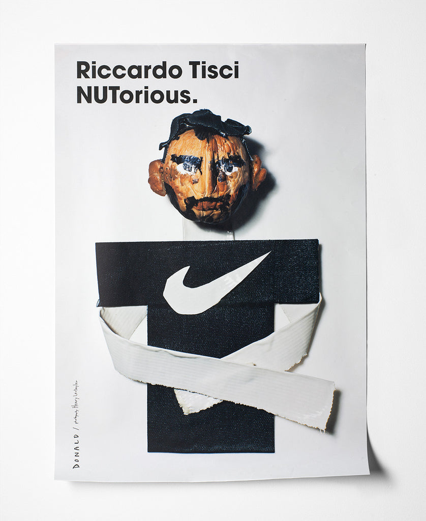 Fashion Is Nuts Ricardo Tisci Poster