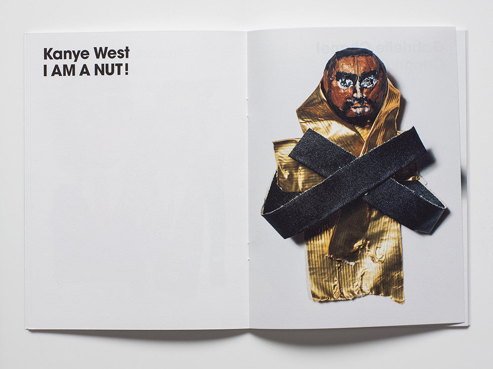 Fashion Is Nuts Zine