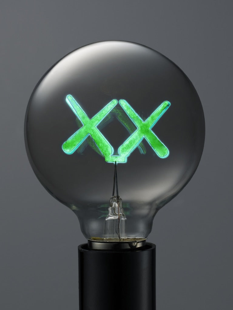 KAWS Light Bulb Set for The Standard
