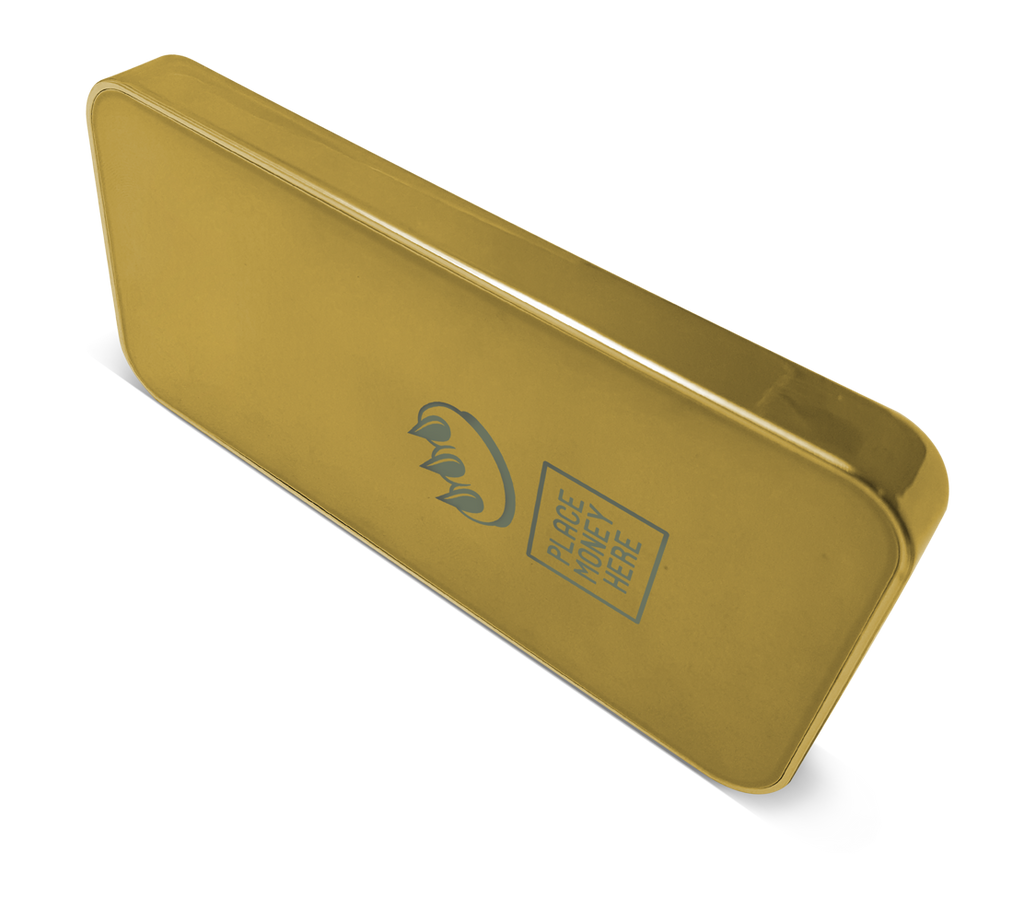 """Gold Bar"" Power Bank"