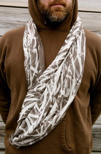 Jose Parla Scarf, for The Standard