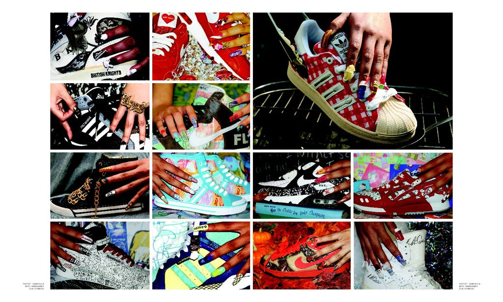 Dzine, Nailed: The History of Nail Culture and Dzine