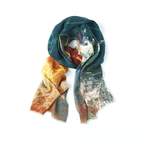 José Parlá Scarf Edition for The Standard