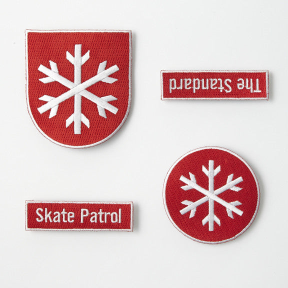 Standard Skate Patch Collection