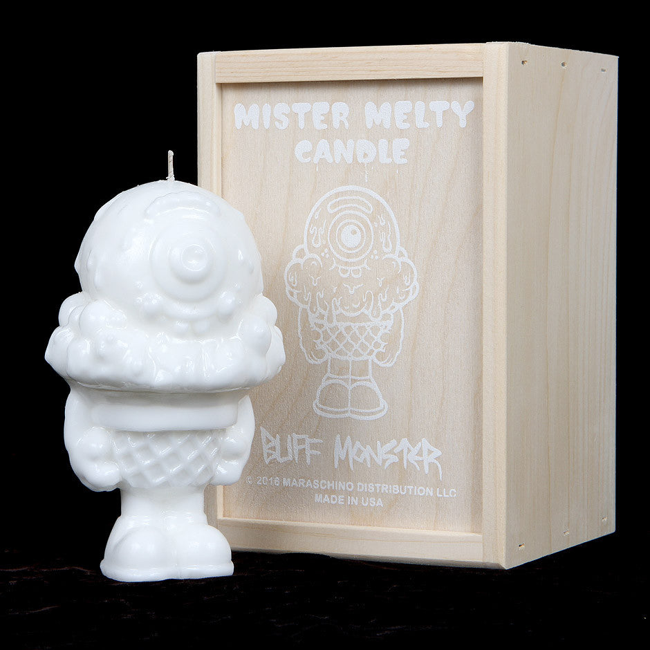 Mister Melty Candle
