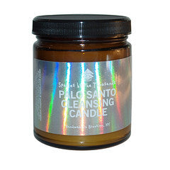Species by the Thousands-Palo Santo Cleansing Candle