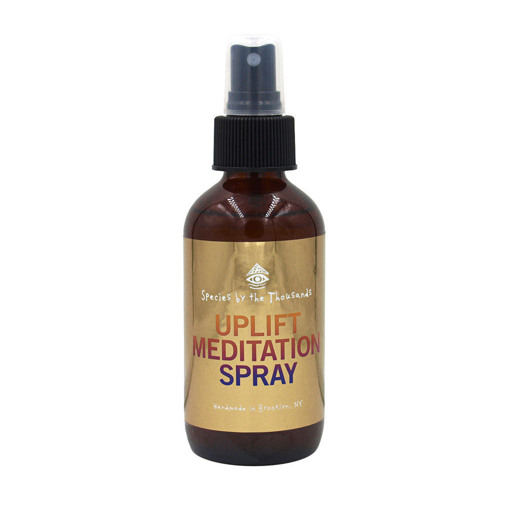 Species by the Thousands-Uplift Meditation Spray