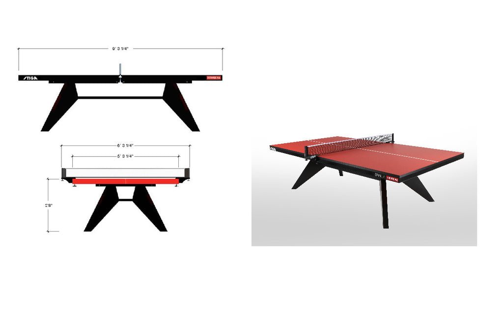 Marvelous SPiN Standard Table SPiN Standard Table ...