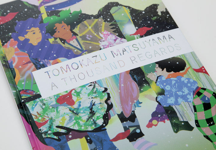 A Thousand Regards by Tomokazu Matusuyama