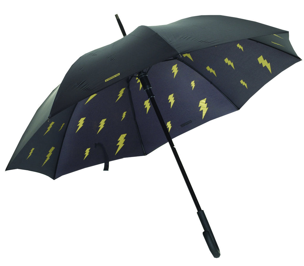 Standard Black Bolt Umbrella