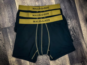 The Boxer Briefs (3 Pair)
