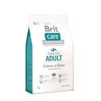 Brit Care Adult Salmon - Clínica Veterinaria Chicureo