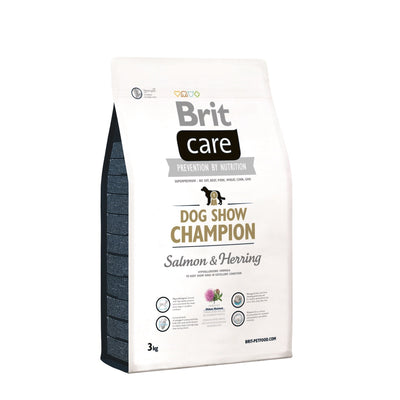 Brit Care Dog Show Champion - Clínica Veterinaria Chicureo