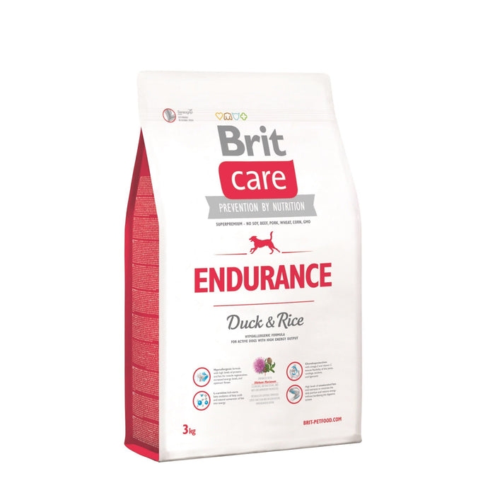 Brit Care Endurance - Clínica Veterinaria Chicureo