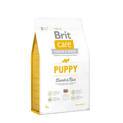 Brit Care Puppy Cordero - Clínica Veterinaria Chicureo