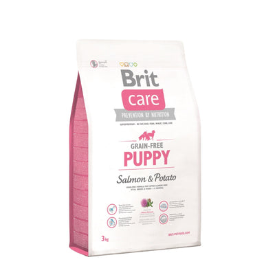 Brit Care Puppy Salmon - Clínica Veterinaria Chicureo