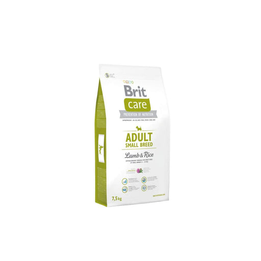 Brit Care Adult Small Breed Cordero - Clínica Veterinaria Chicureo. Alimento para perros Adulto Salmon care. Bulldog, Poodle, Pug, Golden retriever visita veterinaria en chicureo alimentos