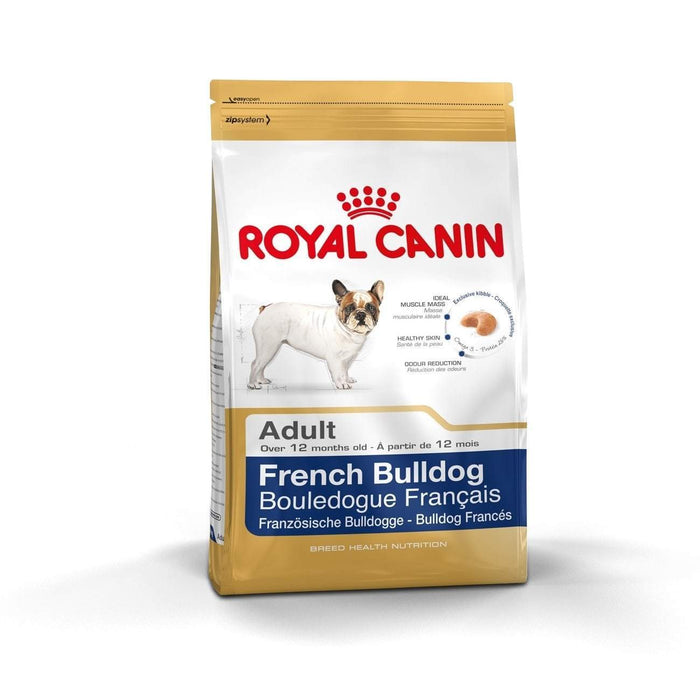 Royal Canin French Bulldog Adult 3Kg - Clínica Veterinaria Chicureo