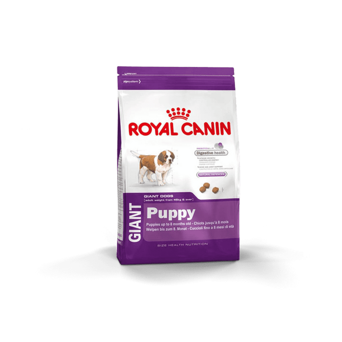 Royal Canin Giant Puppy - Clínica Veterinaria Chicureo