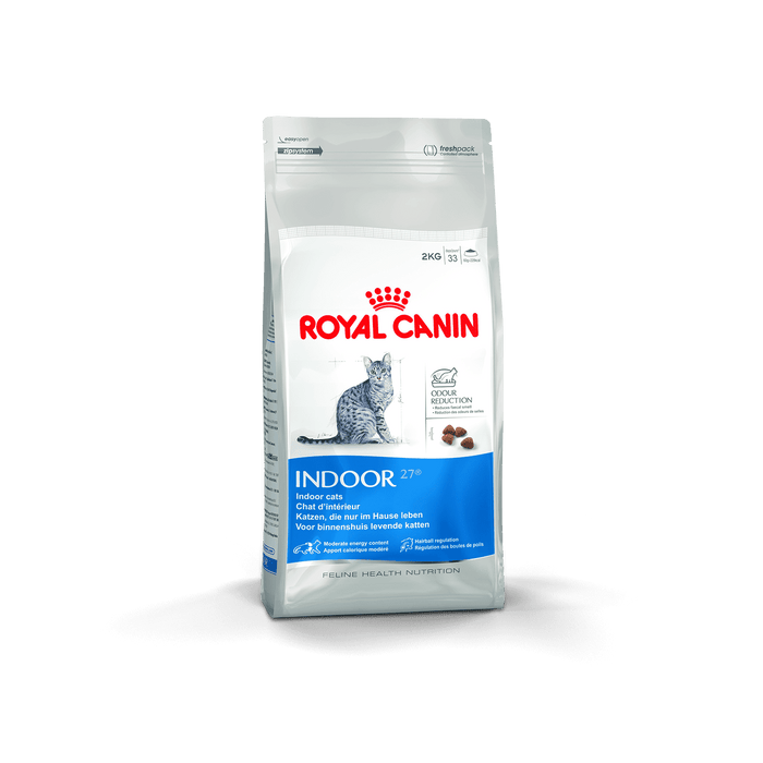 Royal Canin Indoor Adult - Clínica Veterinaria Chicureo