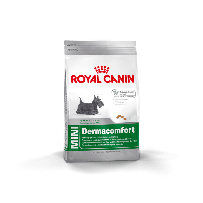 Royal Canin Dermacomfort - Clínica Veterinaria Chicureo